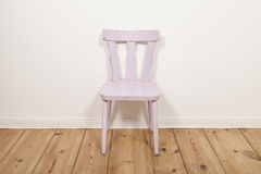 One chair Royalty Free Stock Images