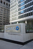 One Chase Manhattan Plaza Stock Photography