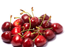 One cherry Royalty Free Stock Photo