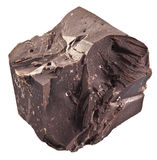 One chocolate block. Royalty Free Stock Photos