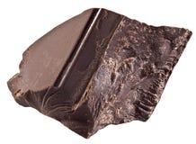 One chocolate block. Stock Photos