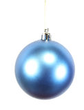 One christmas firtree toy Royalty Free Stock Image