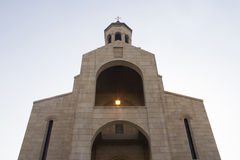 One of chruch in Baghdad Stock Photography