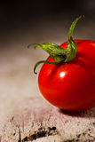 One chryy tomatoe Royalty Free Stock Image