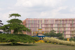 One of the cleanest cities in Africa, Kigali Royalty Free Stock Images