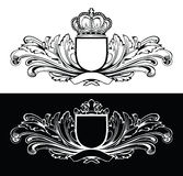 One Color King Frames Royalty Free Stock Photo
