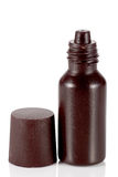 One of cosmetic bottles Royalty Free Stock Photography