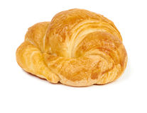 One croissant Royalty Free Stock Photos