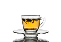 One cup of tea. Royalty Free Stock Photos