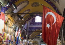 One day in the grand bazaar stock photos