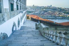 One day in Porto. 2014 stock images