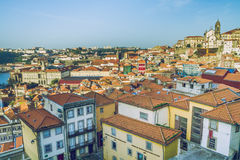 One day in Porto. 2014 royalty free stock photography