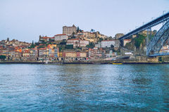 One day in Porto. 2014 royalty free stock photos