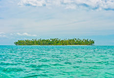 One Desert Island, Banyak Archipelago Stock Image