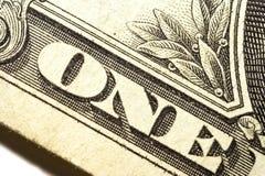 One (dollar) Stock Photography
