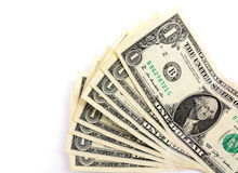 One dollar banknote Royalty Free Stock Photography