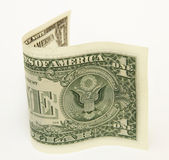 One dollar bill Stock Images
