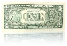One dollar usa Stock Images