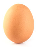 One egg in closeup Stock Photo