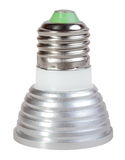 LED cone-form lamp Stock Image
