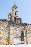 One of the entrances to the Hospital of Santiago, Ubeda, Jaen, S. Pain Stock Photo