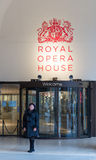 Royal opera house Stock Image