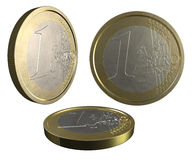 One EURO Stock Images