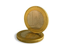 One Euro Stock Image