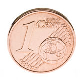 One euro cent coin Royalty Free Stock Photography