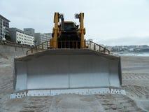 One excavator Royalty Free Stock Image