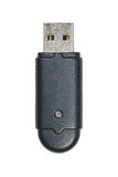 One external bluetooth usb isolated on white Stock Images