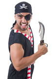 One eyed pirate Royalty Free Stock Photography