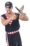 One eyed pirate Royalty Free Stock Image