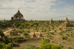 One of the famous pagoda from Bagan Royalty Free Stock Image