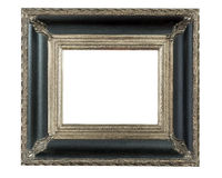 One Fancy Picture Frame Stock Image