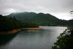 Tai tam reservoir, Hong Kong Royalty Free Stock Image