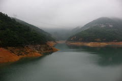Tai Tam Reservoir, Hong Kong Royalty Free Stock Photos