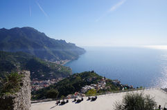 One fine day in Ravello Royalty Free Stock Image