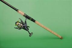 One fishing rod Stock Photography