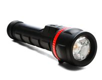 One Flashlight Royalty Free Stock Photo