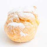 Italian cream pastry Royalty Free Stock Photography