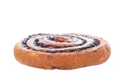 One fresh pastry Royalty Free Stock Photography