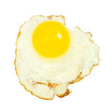One fried egg Royalty Free Stock Photography