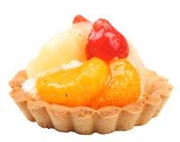 One fruit cake Royalty Free Stock Photos