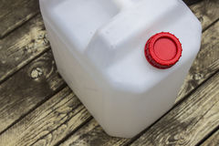One Gallon Container Stock Image