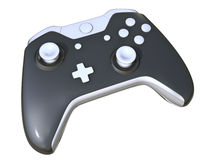 One Game Controller Stock Images