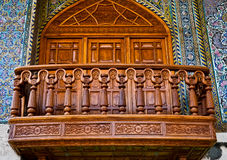 One of the gates of Al-Kadhimiya Mosque Royalty Free Stock Photos