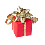 One gift Royalty Free Stock Images
