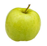 One granny smith apple Royalty Free Stock Photo