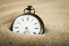 One gusset watches in close-up Stock Photography
